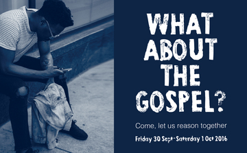 What about the Gospel?!